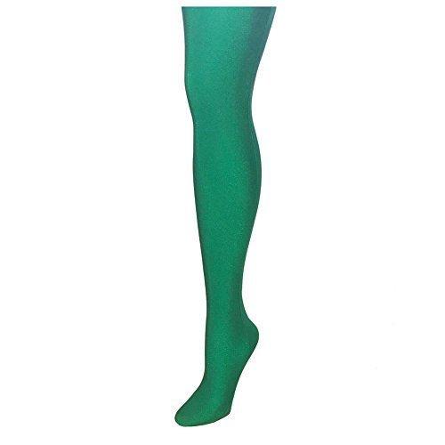 rrenstrumpfhose - Grün (S) (Kelly Grüne Strumpfhosen)