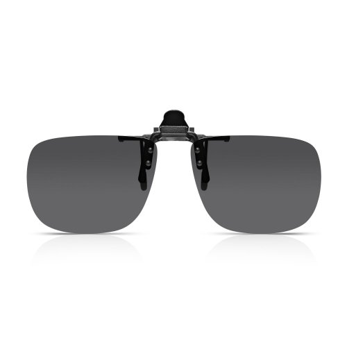 Read Optics Clip-On Sunglasses: Gafas Sol Clip Flip-Up