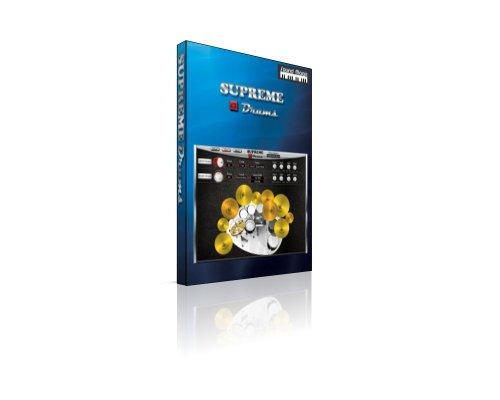 Sound Magic drum-01Supreme Drums virtuelles Instrument Software