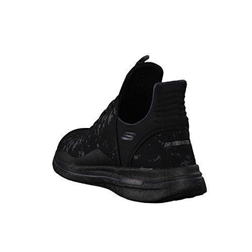 Skechers Damen Sneaker Burst 2.0 NEW AVENUES Schwarz Schwarz (Bbk)