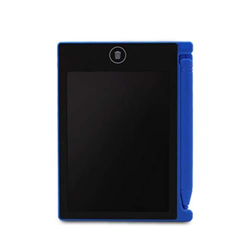 Tree-on-Life 4,4 Zoll Mini Schreibtafel Digital LCD Zeichnung Notizblock Elektronische Praxis Handschrift Malerei Tablet Pad Geschenk Kompatibel für Kinder