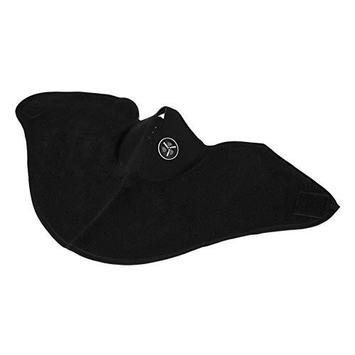 CamKpell Komfortable Outdoor-Motorrad Warme Maske Kopfbedeckungen Elektroauto-Visier Winddicht Radfahren Maske für Skifahren Reiten Gesichtsmaske