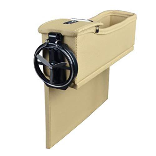 Car storage box Boîte de Rangement pour Voiture, boîte de Rangement pour Fente pour Voiture, Compartiment de Voiture Multifonction