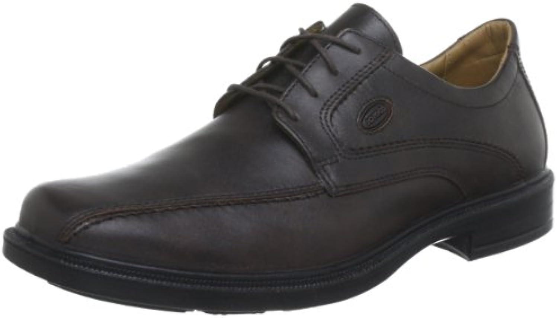 Jomos Strada 3 - Zapatos con cordones de cuero hombre -