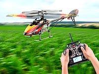 Simulus Funkgesteuerter Outdoor Hubschrauber - 6