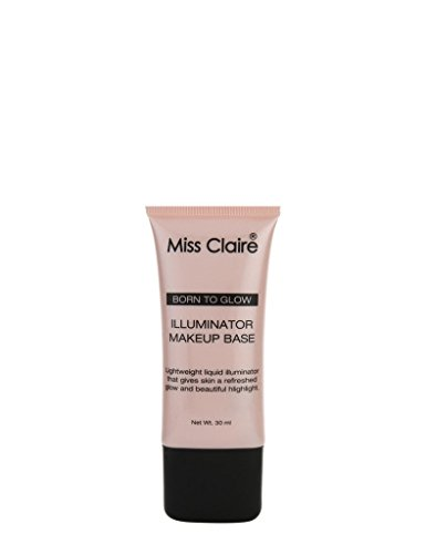 Orange Creations - Miss Claire Born To Glow Illuminator Makeup Base - 01 Sunbeam