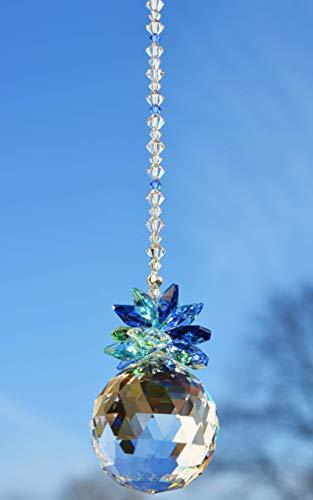 Sonnenfänger - handgearbeitet aus funkelnden Kristallen von Swarovski