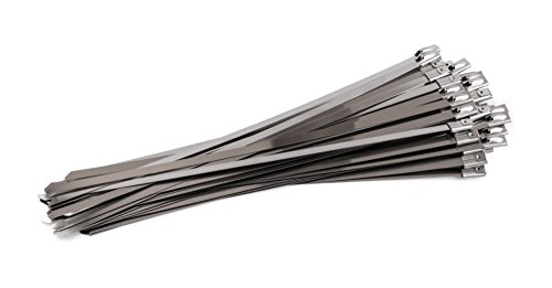 SD Products SSCT-290-4-6 - Bridas de acero inoxidable (316, 290 x 4,6...