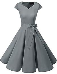 292aa8e39ed Dresstells Version 6.0 Vintage 1950 s Robe de soirée Cocktail rétro Style  années ...