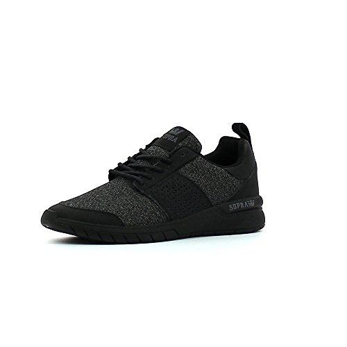 Supra Damen Scissor Sneaker Schwarz