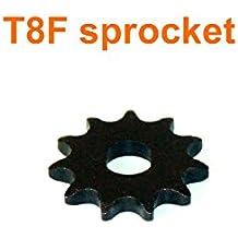 11 dientes T8F piñón de cadena para la vespa electrica motor motor my1020 montado piñón e