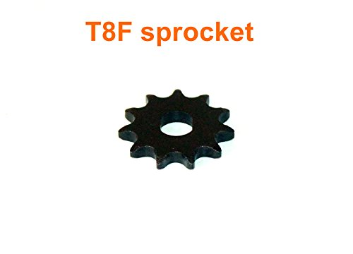 11 dientes T8F piñón de cadena para la vespa electrica motor motor...