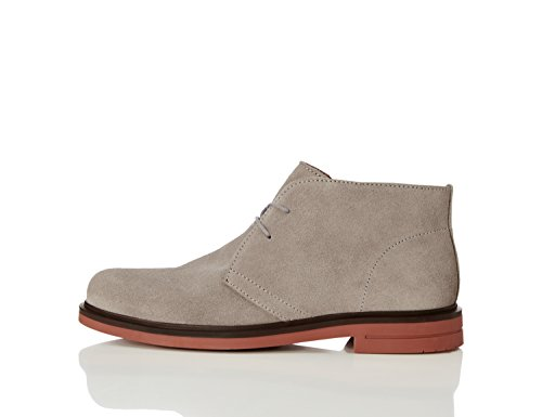 find-suede-casual-desert-boots-homme-gris-grey-41-eu