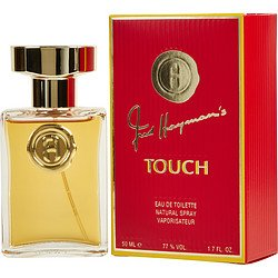 Fred Hayman Touch 1.7 OZ EDT Spray Women Ladies New by Fred Hayman (Spray Touch-1.7 Ounce)
