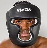 KWON® Kopfschutz 40070 Fight Plus CE Wing Tsun Kick Thai Boxen