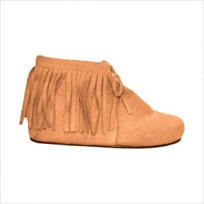 Funtasma Indianer-Schuhe INDIAN-52 - Tan 38,5 EU