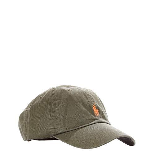 Ralph Lauren Herren Blouson Baseball Cap Gr. Einheitsgröße, grün