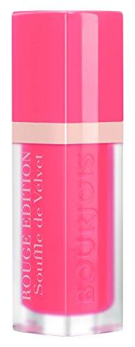 Bourjois Rouge Edition Souffle Velvet Lipstick - 04 Ravie En Rose 7.7ml