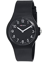 M-WATCH Core 37 Analog Black Dial Unisex's Watch-WYA.37120.RB