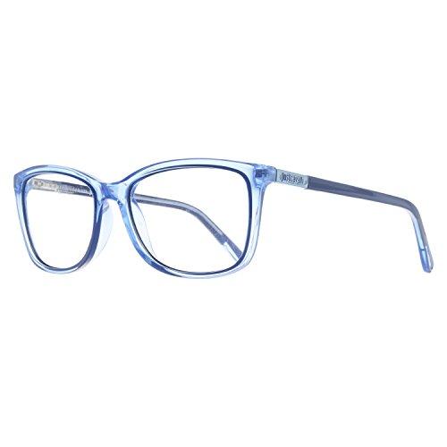 Just Cavalli Unisex-Erwachsene Brille JC0530 084 54 Brillengestelle, Blau,