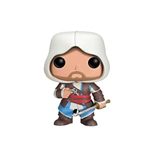 Assassin's Creed Black Flag Edward POP Vinyl Figure