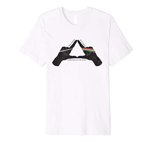 Pink Floyd: Dark Side of the Moon Short Sleeve T-Shirt - Anvil Short Sleeve T-shirt