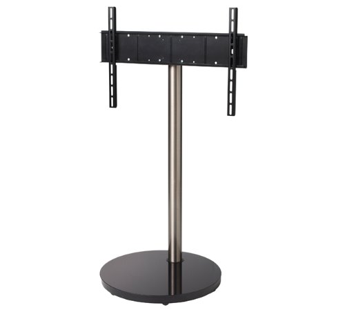 Bargain B-Tech Flat Screen TV Stand with Round Base (TV's up to 55″) – BTF801 Online