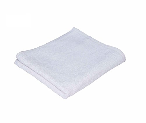 Telo sport 100% cotone - Quick-Dry Sport Towel 40x112 Bianco