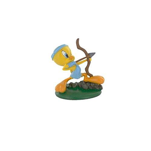 Titi - Figurine Titi Tir à l'arc