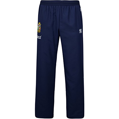 Canterbury British & Irish Lions 2017 Players Rugby Presentation Pants - Peacoat Blue - Size S - Irish Lions Rugby