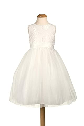 Eisend - Bas thermique - Fille Blanc blanc - Blanc - 7 ans