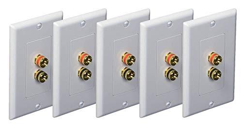 imbaprice-- Plug Binding Post für Lautsprecher -