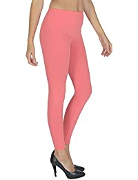 Women's Full Length Cotton Leggings By Today Is Her ® Extra Comfort Range, Plus Sizes
