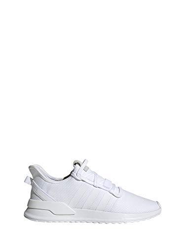 adidas Herren U_Path Run Gymnastikschuhe, Weiß Ftwwht/Cblack, 46 EU
