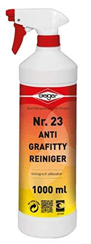 Geiger Chemie Nr. 23 Anti-Graffity Reiniger 1000ml Flasche