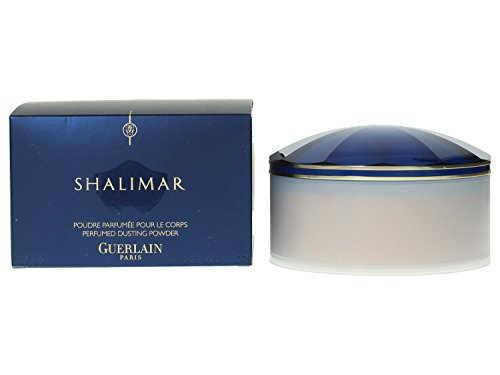 Guerlain Shalimar Perfumed Dusting Powder femme / woman, Puder 125 g, 1er Pack (1 x 150 g)