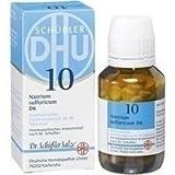 Schüßler 10 Natrium sulfuricum D6 Tabletten, 200 St.