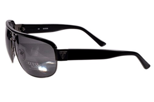 Guess Gu6555 Gun-3 Vintage Brille Sonnenbrille Glasses Sunglasses Gafas - 16308 -