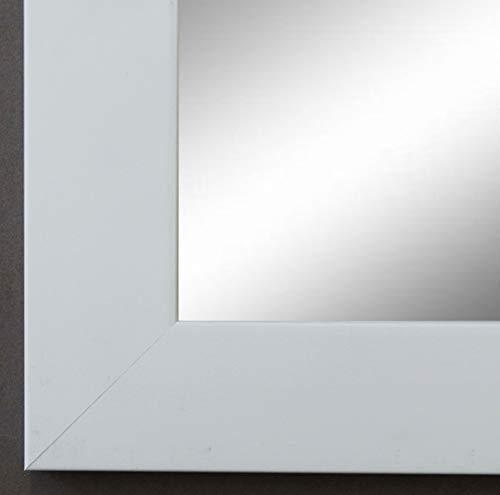 Online Galerie Bingold Wandspiegel Spiegel Badspiegel - Florenz 4,0 - Weiß - 30 x 40 - Außenmaß...