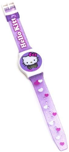 -Armbanduhr Herz Glitter Digital Quarz 25427 ()