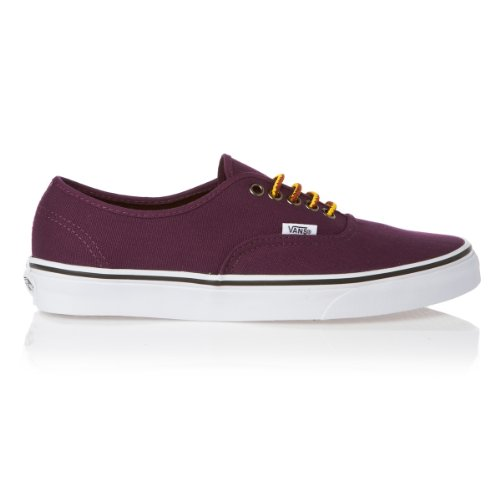 Vans Authentic VQER71J, Baskets mode mixte adulte Italian Plum