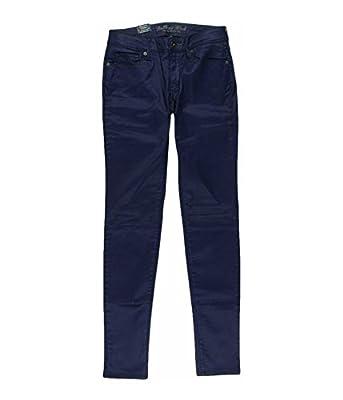 Bullhead Denim Co. Womens Coloreded Skinniest Skinny Fit Jeans