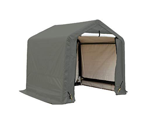 Abri en toile verte toit 2 pentes 3.35 m2