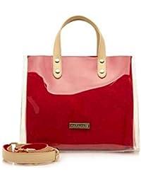 MARIA MARE GRISEL Rojo, Bolso de mano, 30x16x25