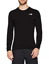 The North Face Simple Dome T-Shirt à Manches Longues Homme 22664267b08