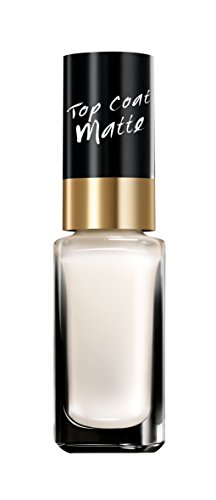 L'Oréal Paris Color Riche Smalto Top Coat, 915 Matte