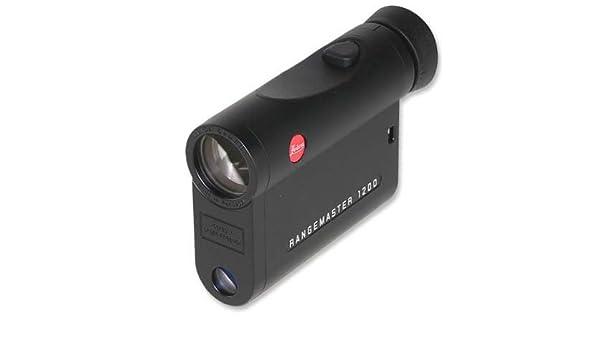 Leica rangemaster crf 1200 entfernungsmesser: amazon.de: sport