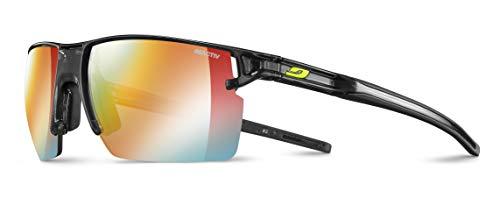 Julbo Outline Zebra Light Sunglasses Translucent Black/Black 2019 Brille