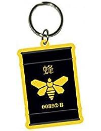 Llavero - Breaking Bad - Golden Moth - 4,5 x 6 cm - Caucho - Pirámide