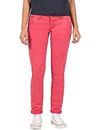 78eaef784db7 Amazon.fr   Rouge - Jeans   Femme   Vêtements